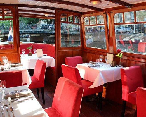 sailing restaurant interior