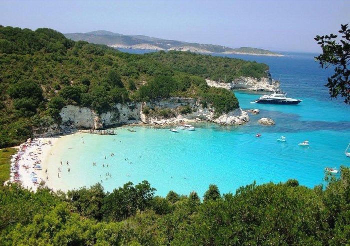 Antipaxoi-Greece