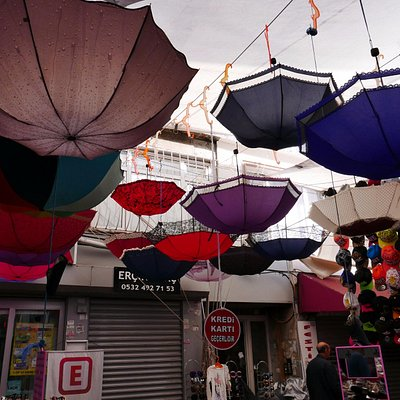 pretty brollies too!!