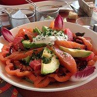 Salade fraîcheur, parfaite