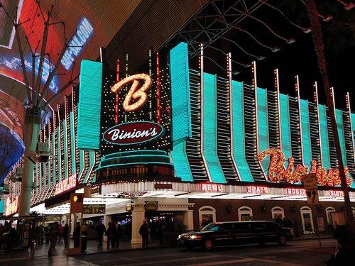 Casino at Binion's