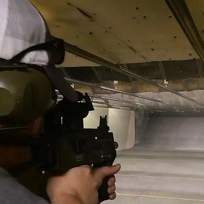 Inside the range.