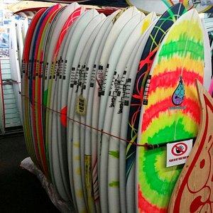 Surf Action surf shop.