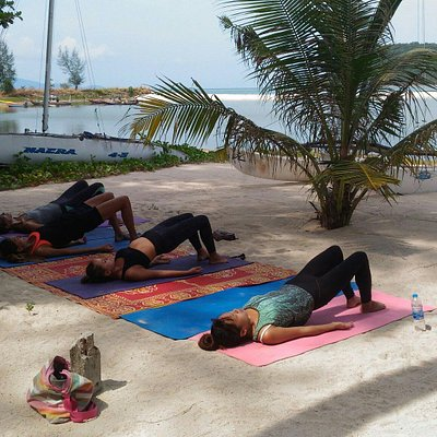 Peace Out Pilates