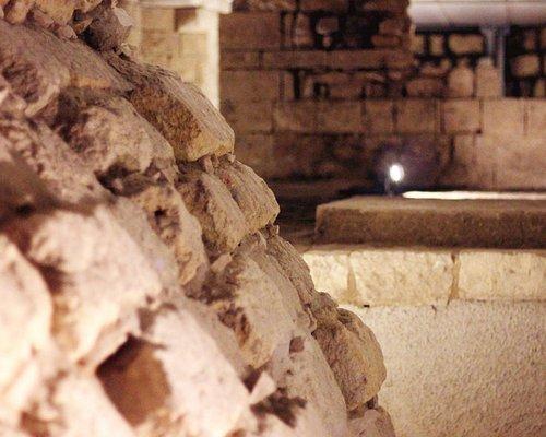una prospettiva degli scavi archeologici