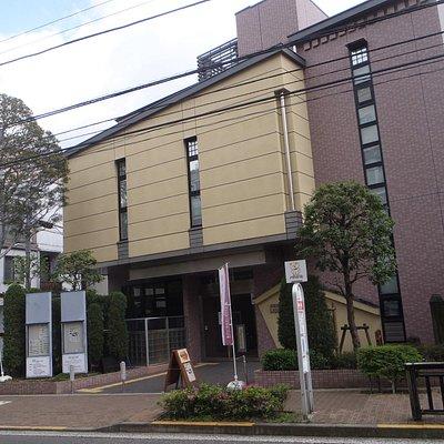 博物館の建物