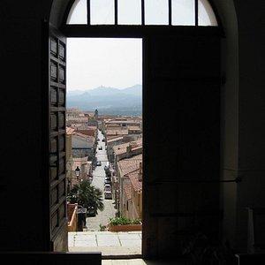 View from Chiesa di Santa Lucia | Arzachena, Sardegna