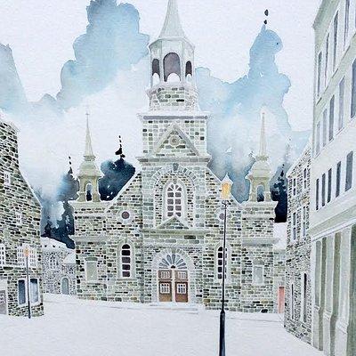 Notre Dame De Bon Secours - John Shea