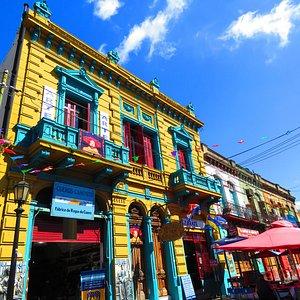 Caminito Street 8