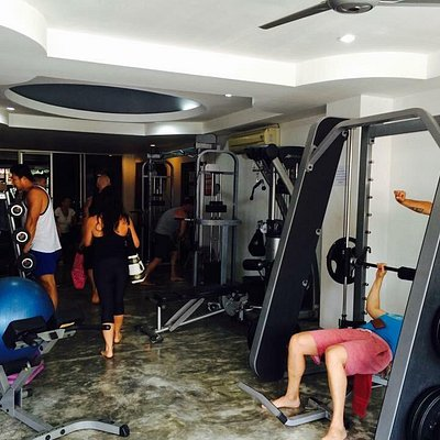 The Body Health and Fitness Center