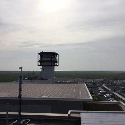 九州佐賀国際空港 展望デッキ