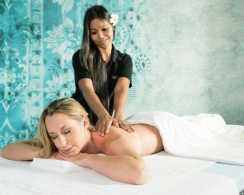 The perfect place for massage and relaxation: Sai Spa München