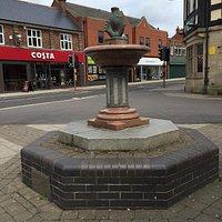 Bingham Memorial Fountain Alfreton