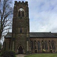 All Saints' Church, Ripley
