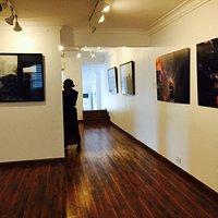 Red door gallery (2nd floor)