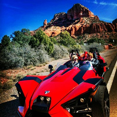 The ultimate way to see Sedona!