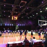 Basketball at the TSB Bank Arena