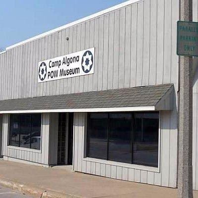Camp Algona POW Museum, Algona, Iowa