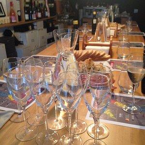 International Wine tasting: Burgundy