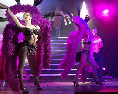 """Revue """"Désirs"""" du cabaret GOLD PALACE"""