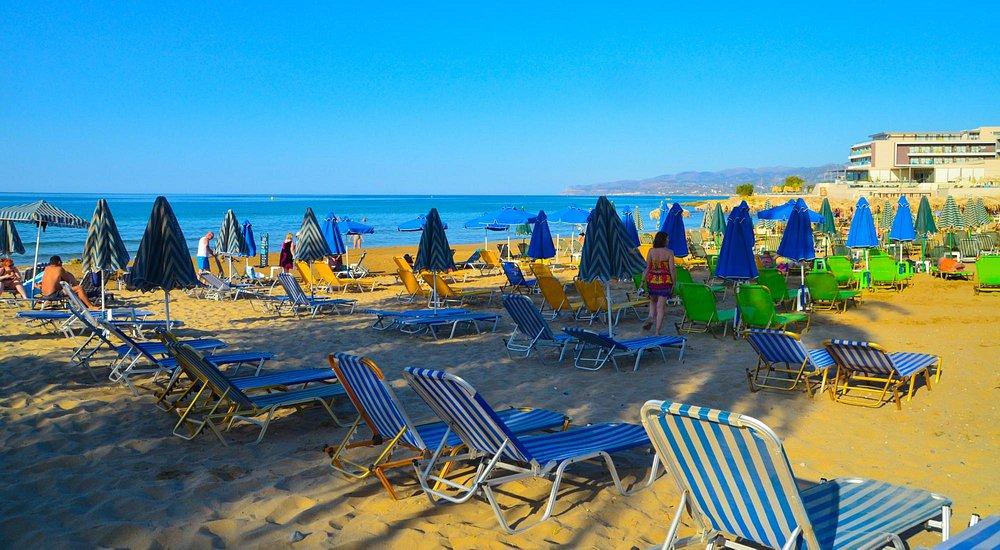 Beach of Stalis