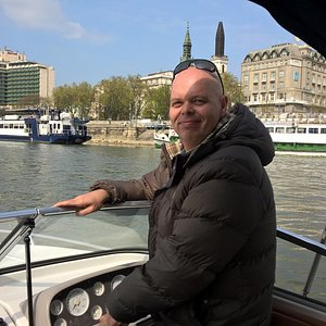 Private boat ride on the Danube in Budapest