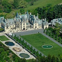 The Biltmore Estate in Asheville, NC