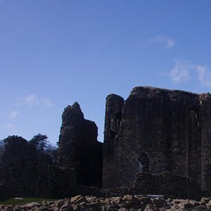 Dundonalt Castle - The end of the trail.