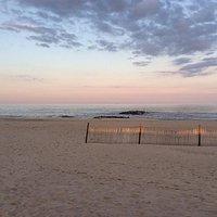 Beach in Asbury
