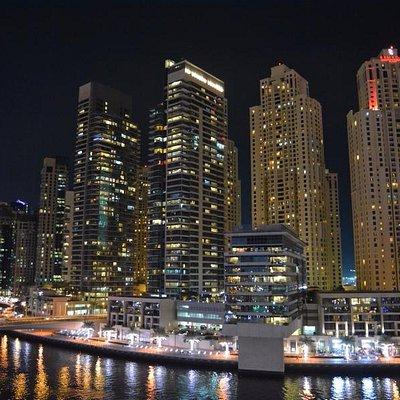 Uitzicht vanaf Pier 7 op de haven