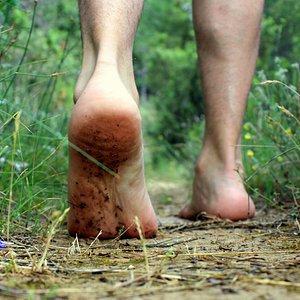Rutas descalzos