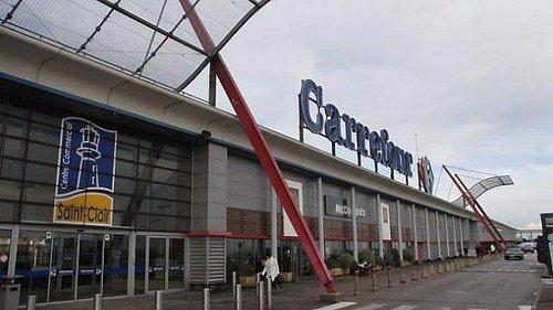 Centre commercial Hérouville St clair