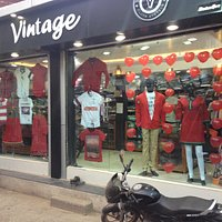 Front Look of Vintage