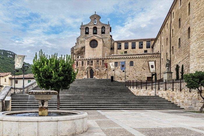 Monasterio de San Salvador. Oña. (Agosto-2015)