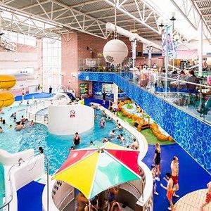 Perth Leisure Pool has something for everyone