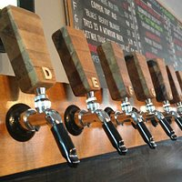 The taps at Craft Heads!!