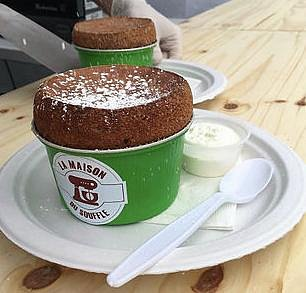 La Maison Du Souffle at Lic Flea & Food