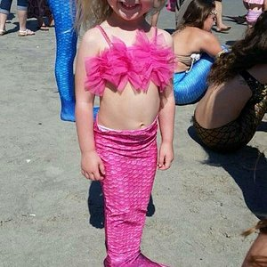 An amazing day at Myrtle Beach Mermaids