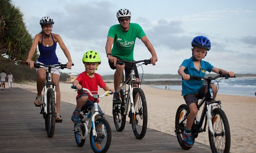 Bike Hire for all of the Family...