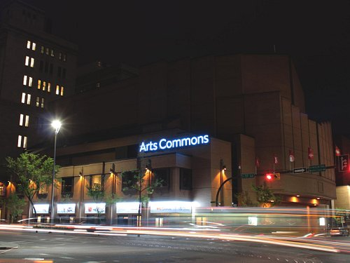 Arts Commons Street View