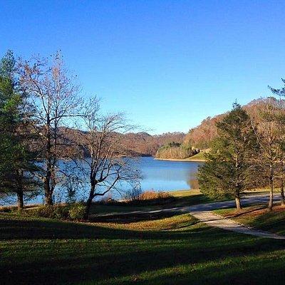 Beautiful lake!
