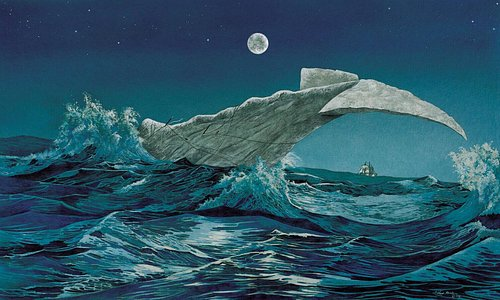 Marine Artist Arthur Moniz. Gallery is located in New Bedford Whaling National Park. A Signature