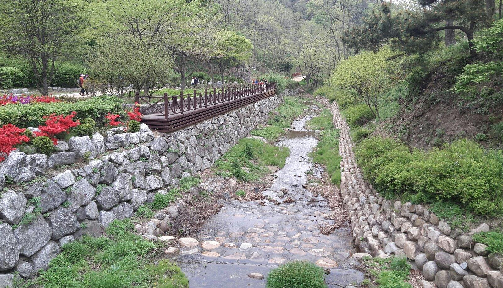 Jungmyeong Ecological Park