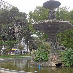Fuente Central