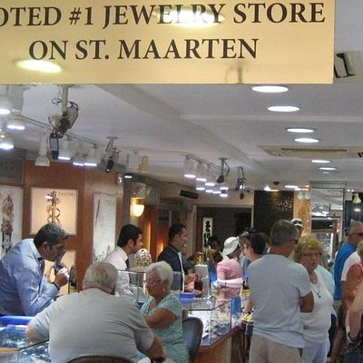 st maarten shopping at DK Gems VOTED BEST st maarten jewelry store