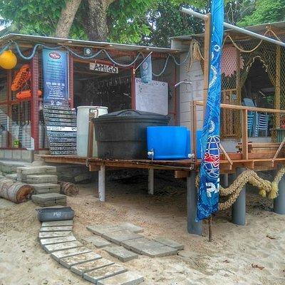 5 Star PADI Dive Center