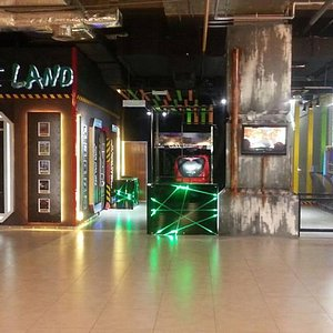 Future land is one of the most adventurous and fun places in Malaysia.