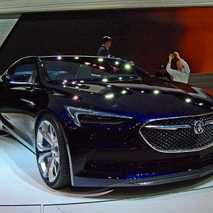 The beautiful Avista Concept from Buick.