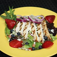 Paradise Chicken Salad