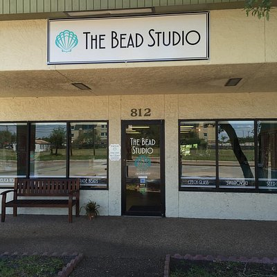 Storefront - The Bead Studio